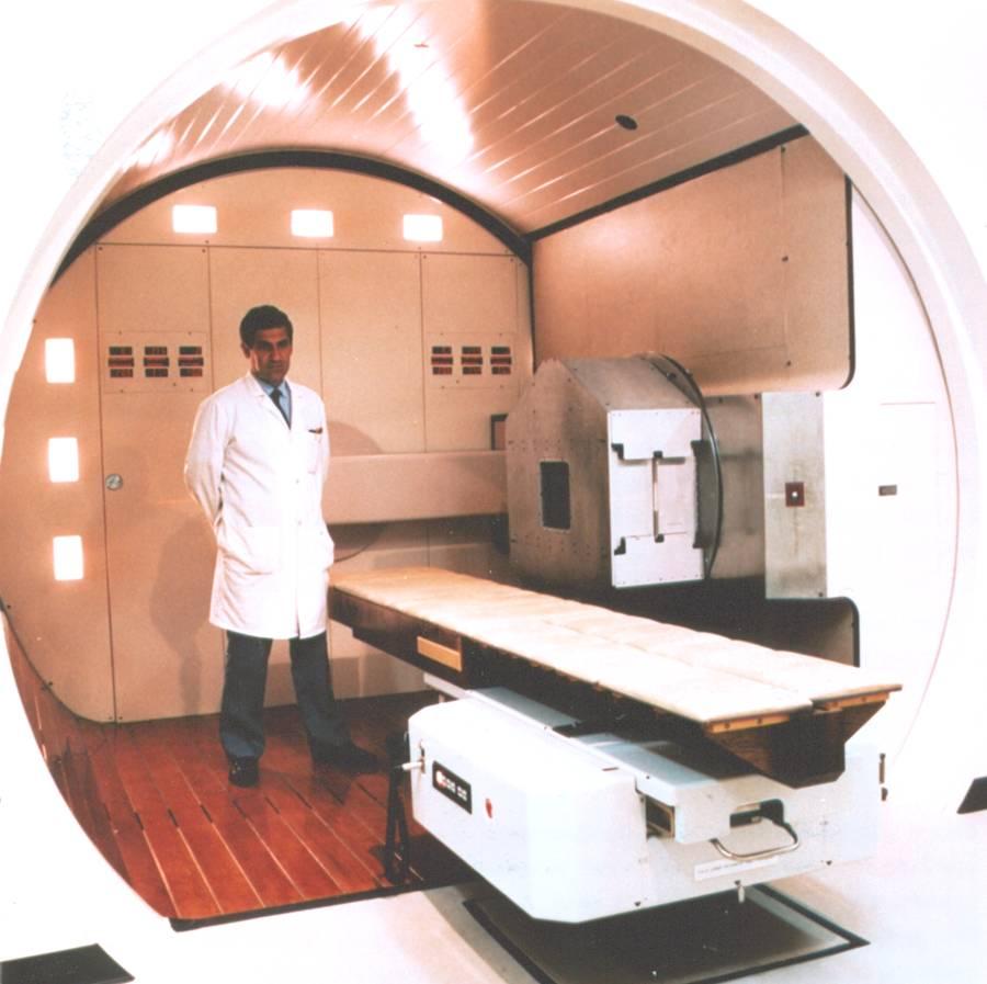 History of the Program - Medical Physics - Wayne State